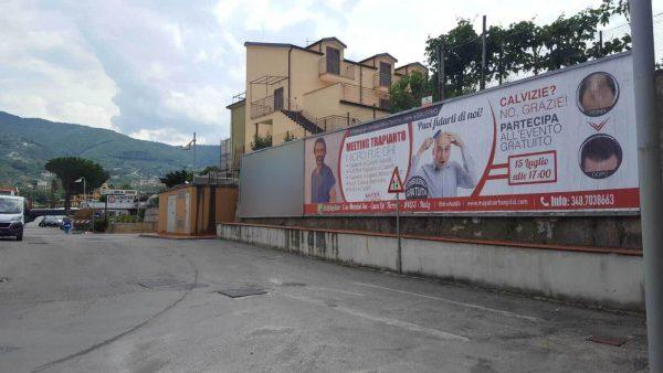 CAVA DE TIRRENI - via XXV Luglio interno al C.C. Cavese - 32 -MAYA ESTETIK - 12 metri
