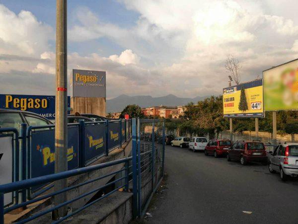 PAGANI- via A. De Gasperi al C.C. Pegaso - 10