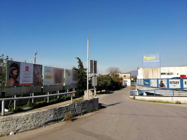 PAGANI- via A. De Gasperi al C.C. Pegaso - 13